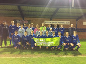2016 Under 16's Macmillan charity match