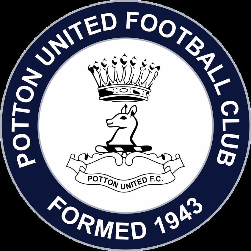 Potton United v Leighton Town