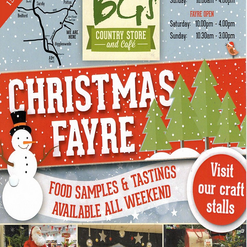 Bedfordshire Growers Christmas Fayre