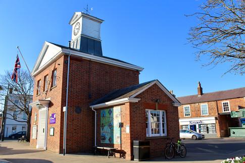 Potton Market Square
