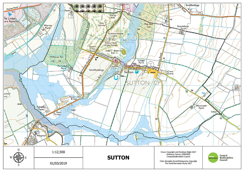 8. Sutton CBC Local Plan Policy Map (who