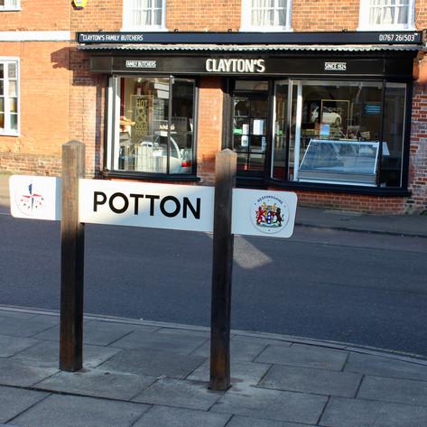 Potton Mkt Square