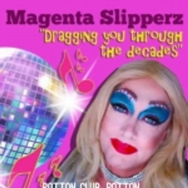 Magenta Slipperz