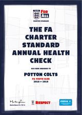 PCFC FA Standard Charter Club
