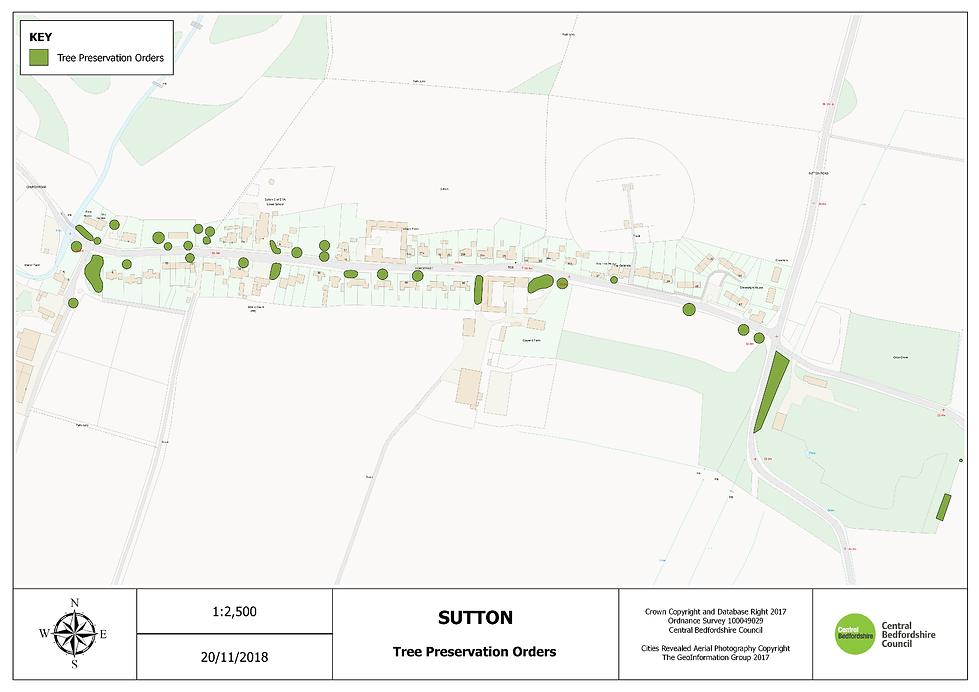 5a. Sutton Tree Preservation Orders - vi