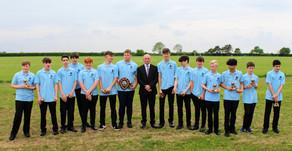 Potton Colts FC  - Under 14 awards