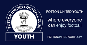 Say hello to Potton United Youth