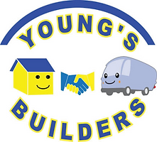 Young's builders - sponsors of the Under 15's