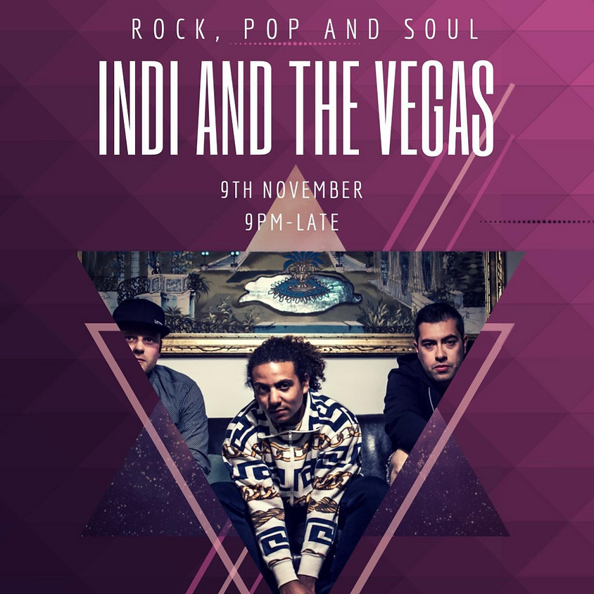 Music - Indi and the Vegas