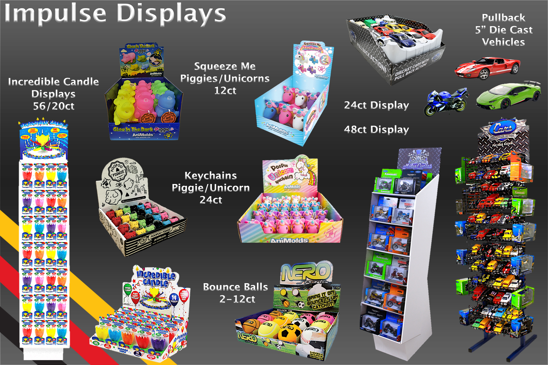 Page 11- Impulse Displays
