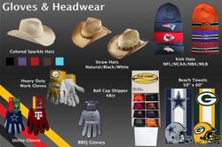 Page 5- Gloves & Headwear