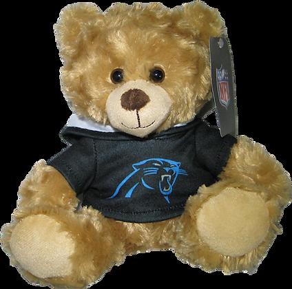 "Carolina Panthers 9"" Hoodie Rally Bear"