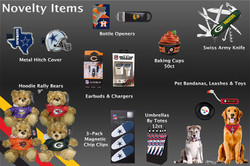 Page 7- Novelty Items
