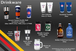 Page 1- Drinkware