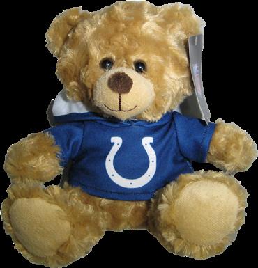 "Indianapolis Colts 9"" Rally Bear"
