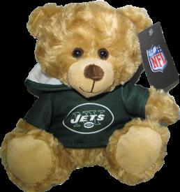 "New York Jets 9"" Rally Bear"