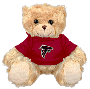"Atlanta Falcons 9"" Hoodie Rally Bear"