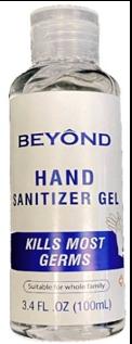 Beyond 3.4 oz Hand Sanitizer