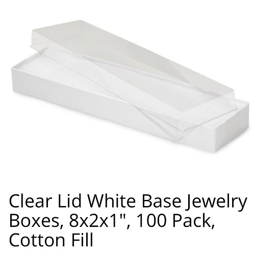 Clear Top Box Packaging