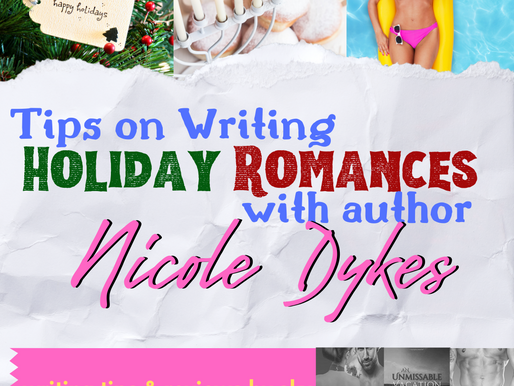 Holiday Romances: An Interview With Author Nicole Dykes