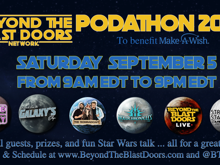 BTBD Network partners with Make-A-Wish for Pod-A-Thon 2020, need is great during pandemic