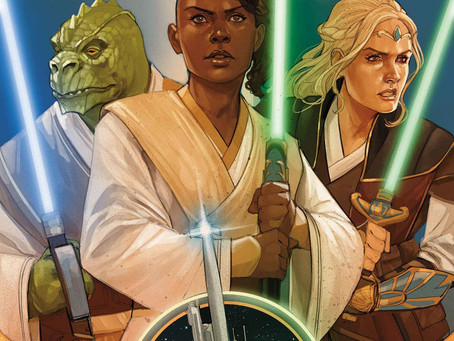 Five things we learned at the Star Wars: The High Republic panel on Jan 4