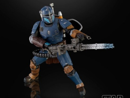 TOY REVIEW: The Black Series Heavy Infantry Mandalorian (BEST BUY EXCLUSIVE)