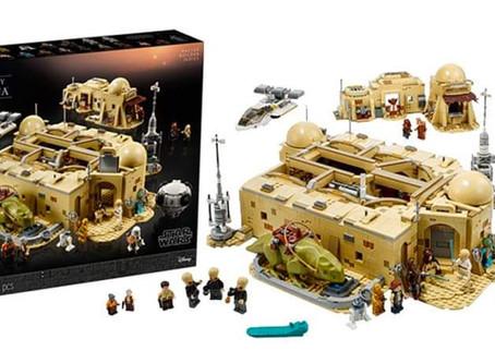 First look at LEGO Star Wars Mos Eisley Cantina
