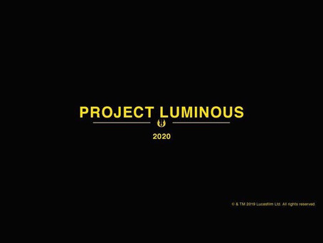 """What is Del Rey's """"Project Luminous"""" and how will it impact Star Wars?"""