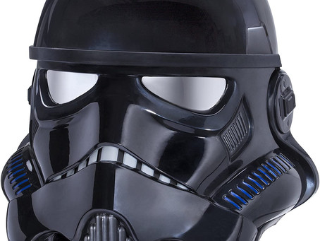 Review: Shadow Trooper Black Series Helmet