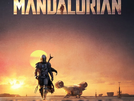 New Mandalorian Trailer, poster drops out of D23