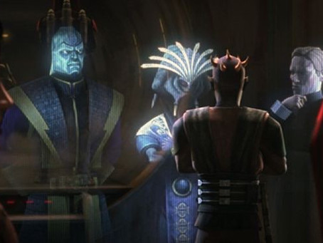 Troublesome Falleen: Is it or is it not Xizor in The Clone Wars?