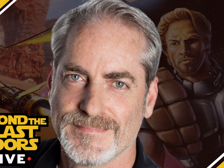 Game Designer Jon Knoles joins BTBD LIVE to talk LucasArts and the modern Star Wars game