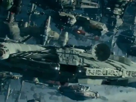 """Teaser for final """"Rise of Skywalker"""" trailer breaks internet with Millennium Falcon """"dropping in"""""""