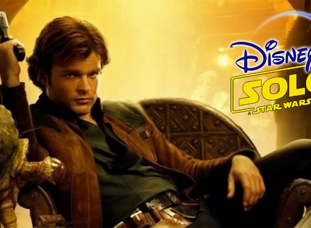 Story treatments for Solo 2: A Star Wars Series