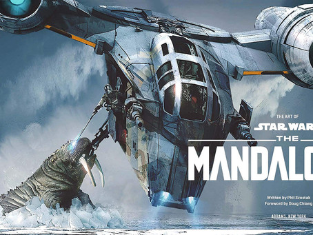 The Art of The Mandalorian book now available!