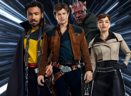 "Four story arcs to include when ""Solo 2"" happens #MakeSolo2Happen"