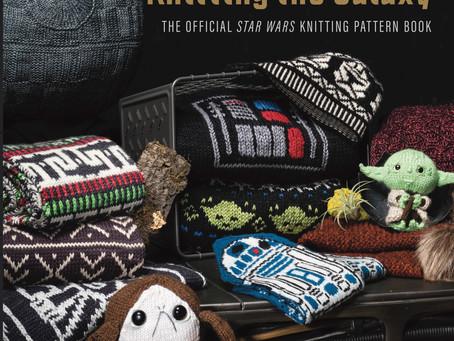"Sneak peak at Insight Edition's ""Star Wars: Knitting The Galaxy"""