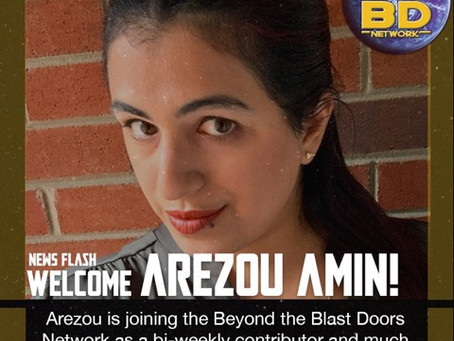 Getting to know Arezou, the newest BTBD contributor