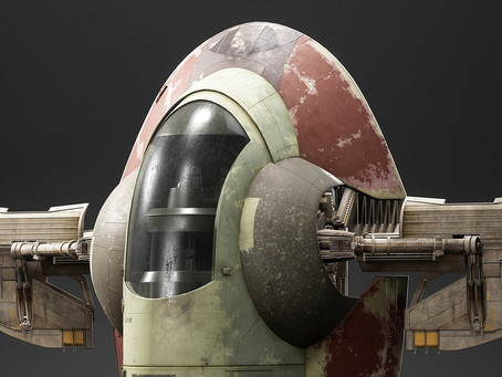 """New insight into origins of the Slave 1 name shared by """"Bounty Hunters"""" Creative Director"""