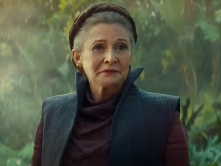 "Fisher's Family: Leia was Star Wars Episode IX's  payoff as the ""Last Jedi"""