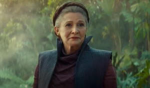 General Leia appears in the second trailer for Star Wars Episode IX: The Rise of Skywalker which hits theaters on December 20th, 2019