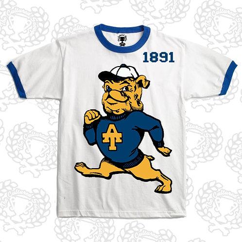 Vintage A&T T-shirt
