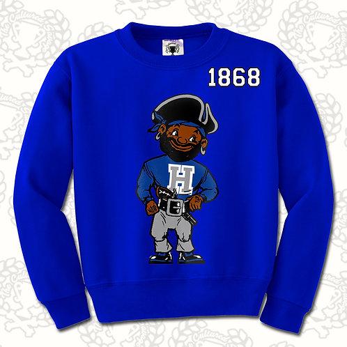 Vintage Pirate Sweatshirt