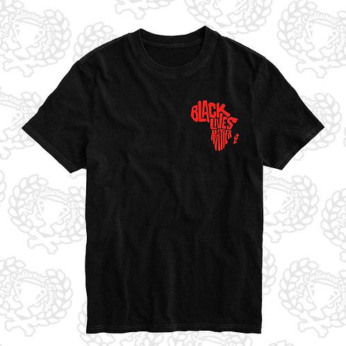 """""""BLM"""" T-Shirt (Black)"""