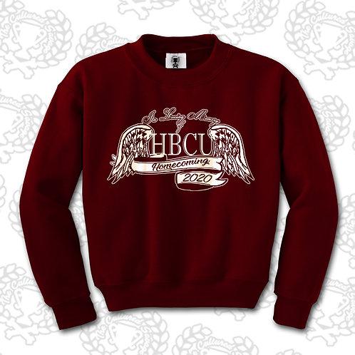 """""""Homecoming 2020"""" sweatshirt"""