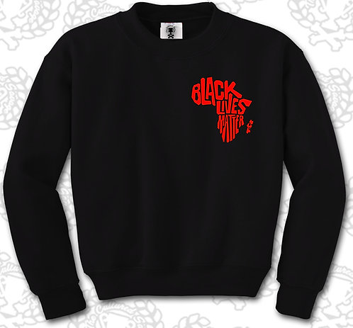 """BLM"" Sweatshirt (Black)"