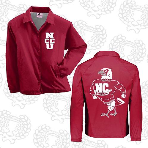 """NCCU Vintage"" Nylon Jacket"