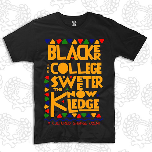 Blacker the College III T-Shirt