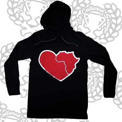"""""""Motherland Love"""" Hoody (2 Colors Available)"""